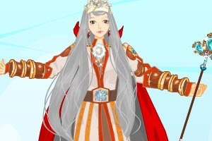 电力魔杖女神