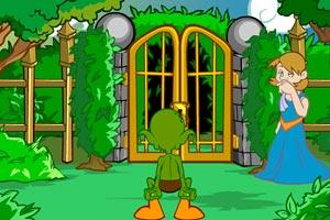 小绿怪森林冒险
