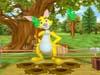 兔子拔萝卜