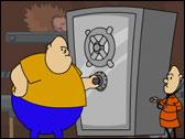 搬弄机关抓窃贼