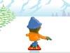 雪天滑雪记