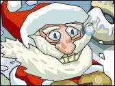 圣诞滑车ds