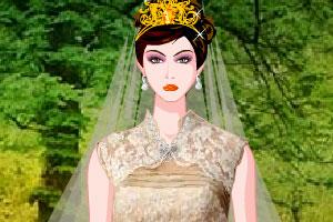 温柔公主的嫁衣