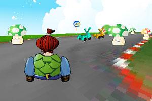 疯狂龟背卡丁车