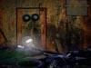 机器人逃出废墟