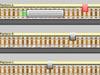 繁忙的铁路运输