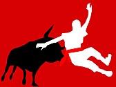 西班牙奔牛节