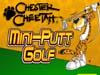 老虎玩高尔夫