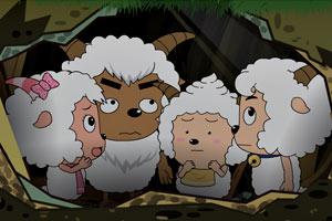 喜羊羊与灰太狼-红太狼入侵2