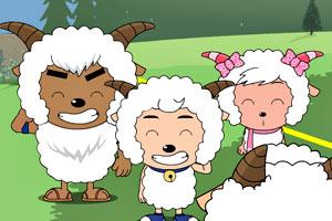 喜羊羊与灰太狼-克隆喜羊羊3