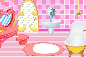 豪华泡泡浴室