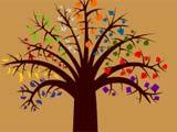 小小生长树