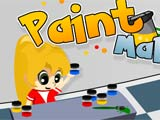 彩色油漆工厂