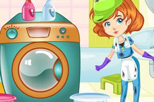 07073小游戏 > 为美女修车工洗衣服