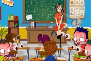调戏美女老师 调戏美女老师游戏
