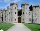 废弃的城堡