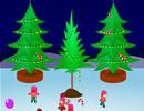 三棵圣诞树