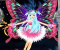 蝴蝶仙子装扮