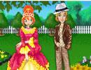 王子和公主的情人节