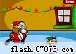 圣诞老人追精灵
