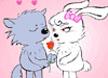 灰狼和白兔