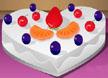 制作水果蛋糕